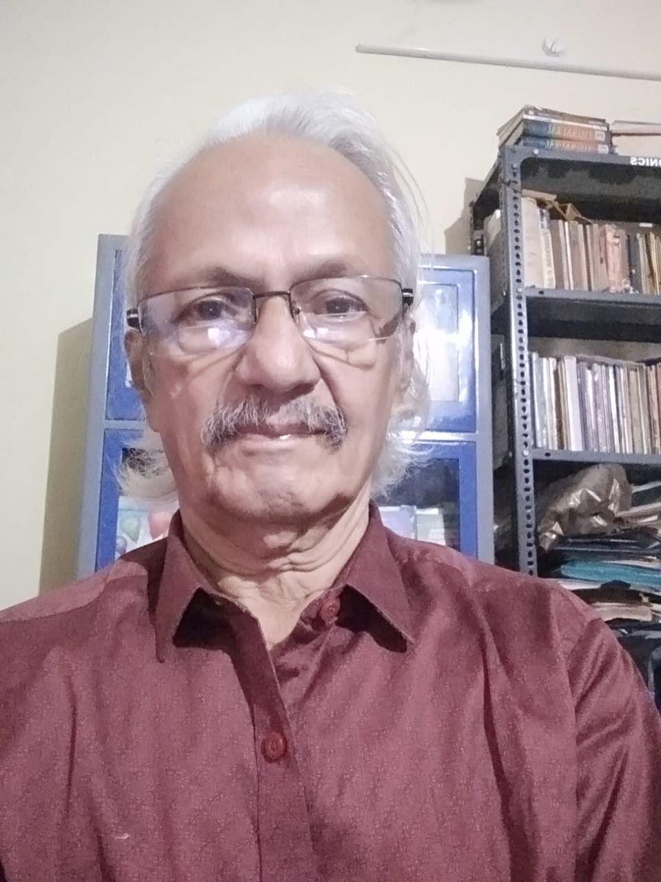 பேராசிரியர் ப.சிவகுமார்