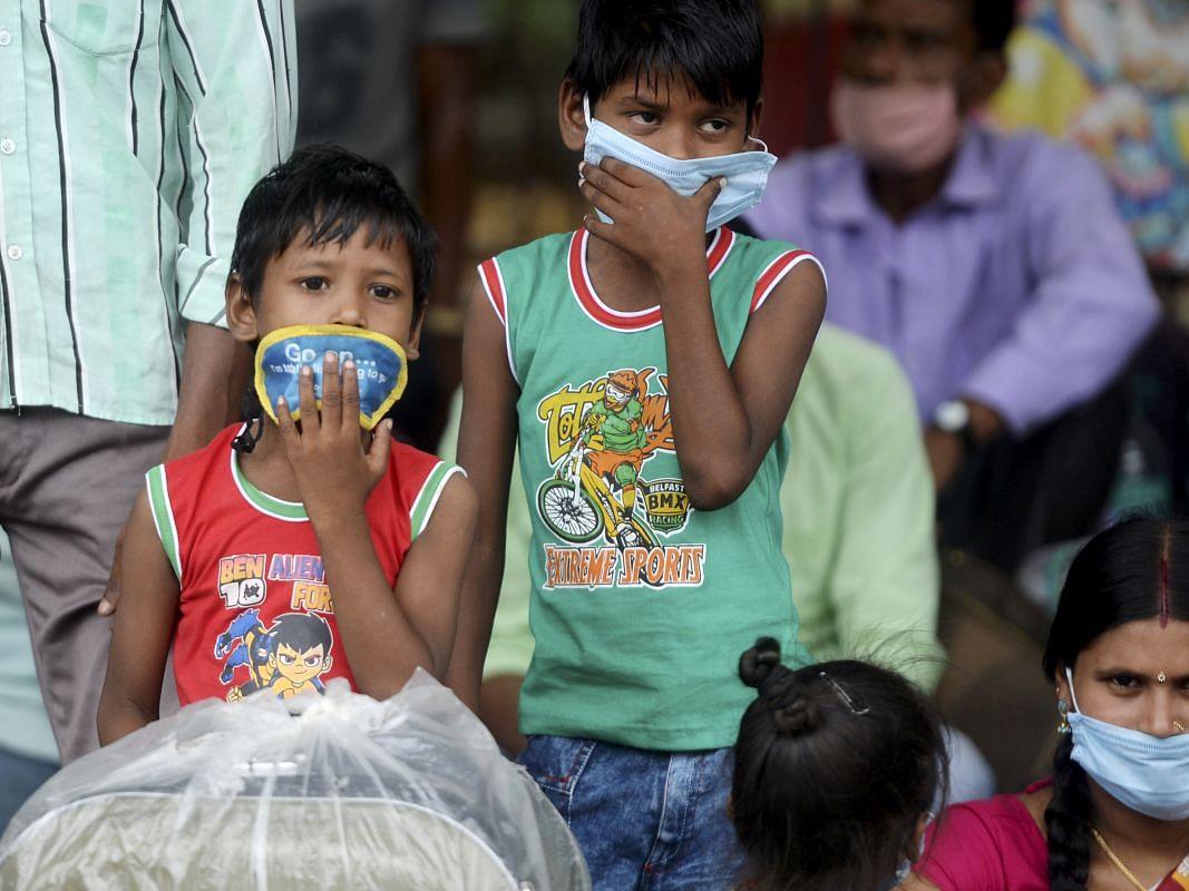 ஆந்திரா: 'குழந்தைகளை அச்சுறுத்தும் கொரோனா; 2 வாரத்தில் 20,000-ஐ தொட்ட பாதிப்பு'!