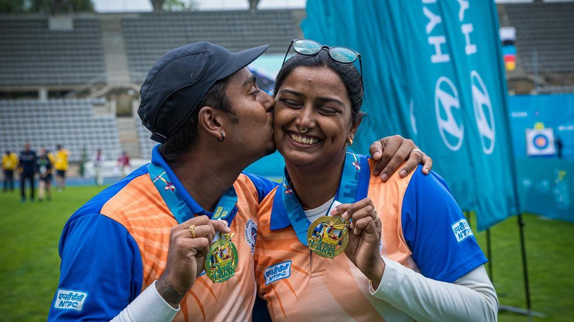 அட்டானு தாஸ்-தீபிகா குமாரி