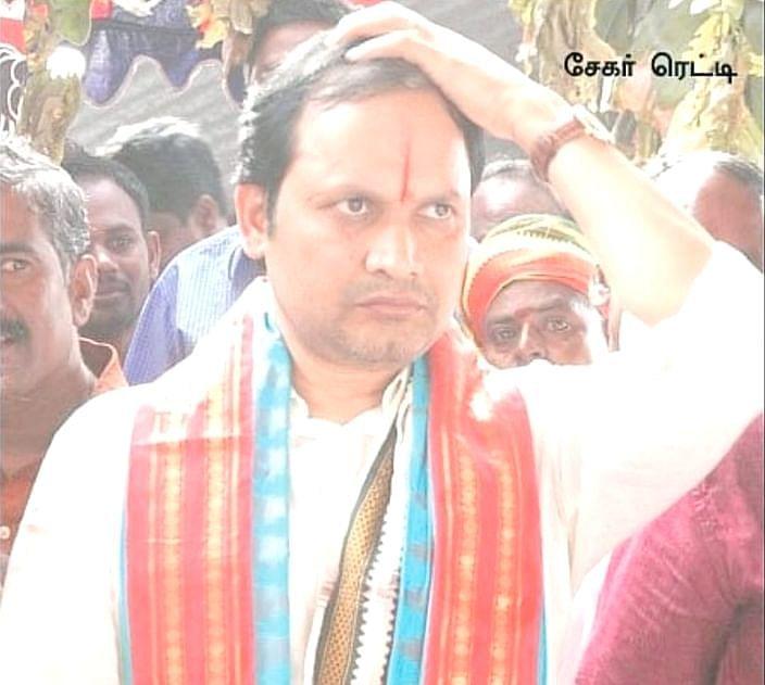 சேகர்ரெட்டி