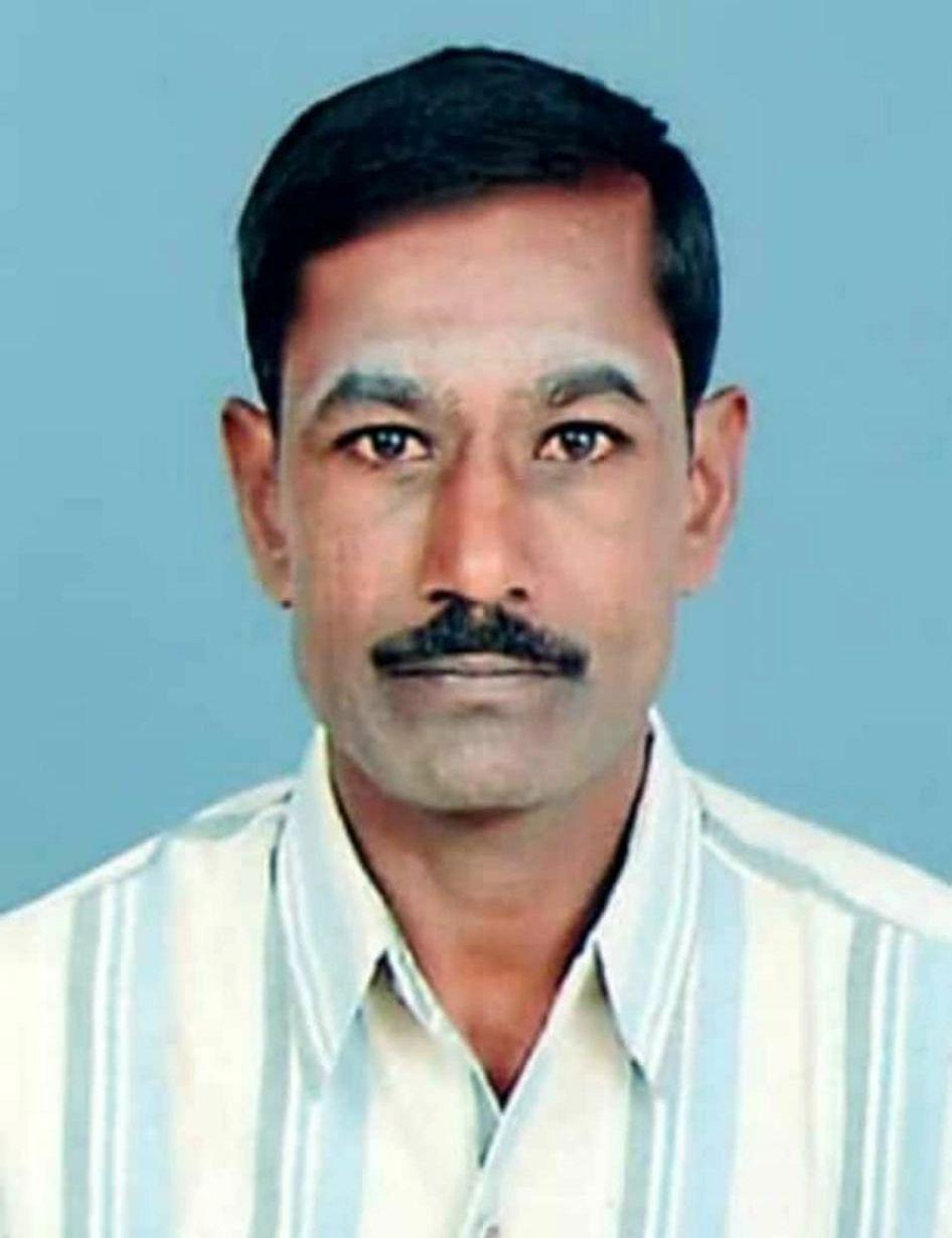 உயிரிழந்த விவசாயி கனகராஜ்