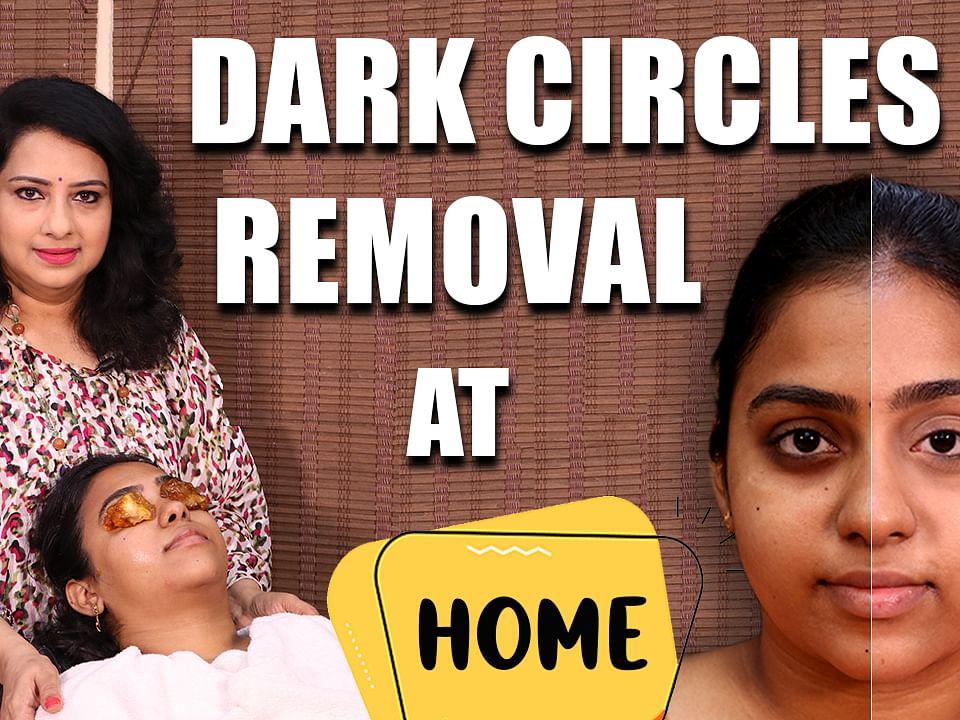 Remove Dark Circles Permanently | 100% Natural Home Remedy | Vasundhara Tips | Say Swag