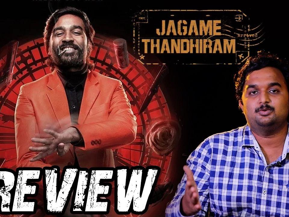Jagame Thandhiram Movie Review | Dhanush