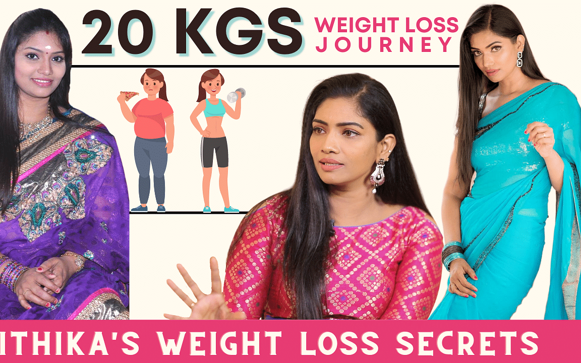 krithika weight loss