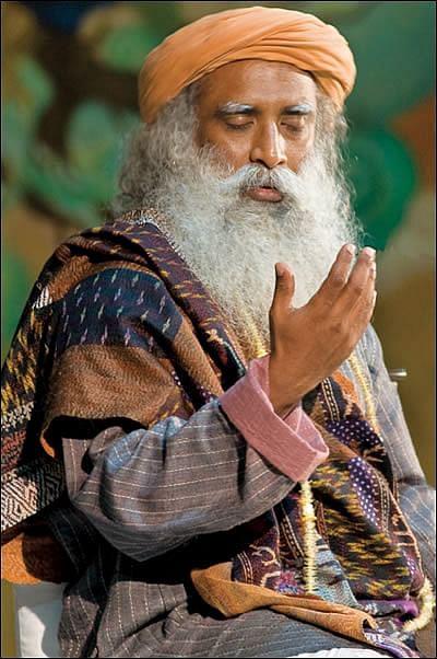 ஜக்கி வாசுதேவ்