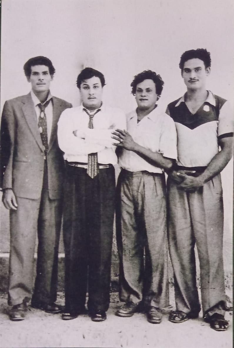 எம்ஜிஆருடன் சந்திரன் குடும்பம்