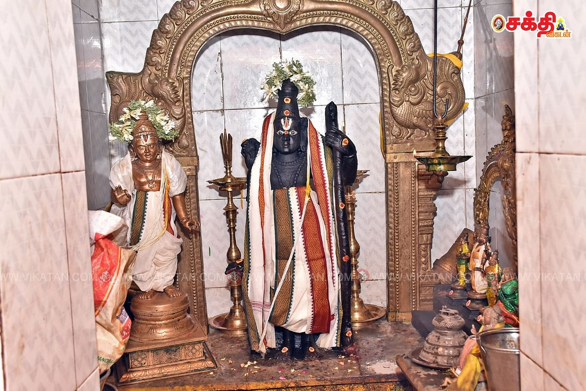 தர்மராஜன் சந்நிதி