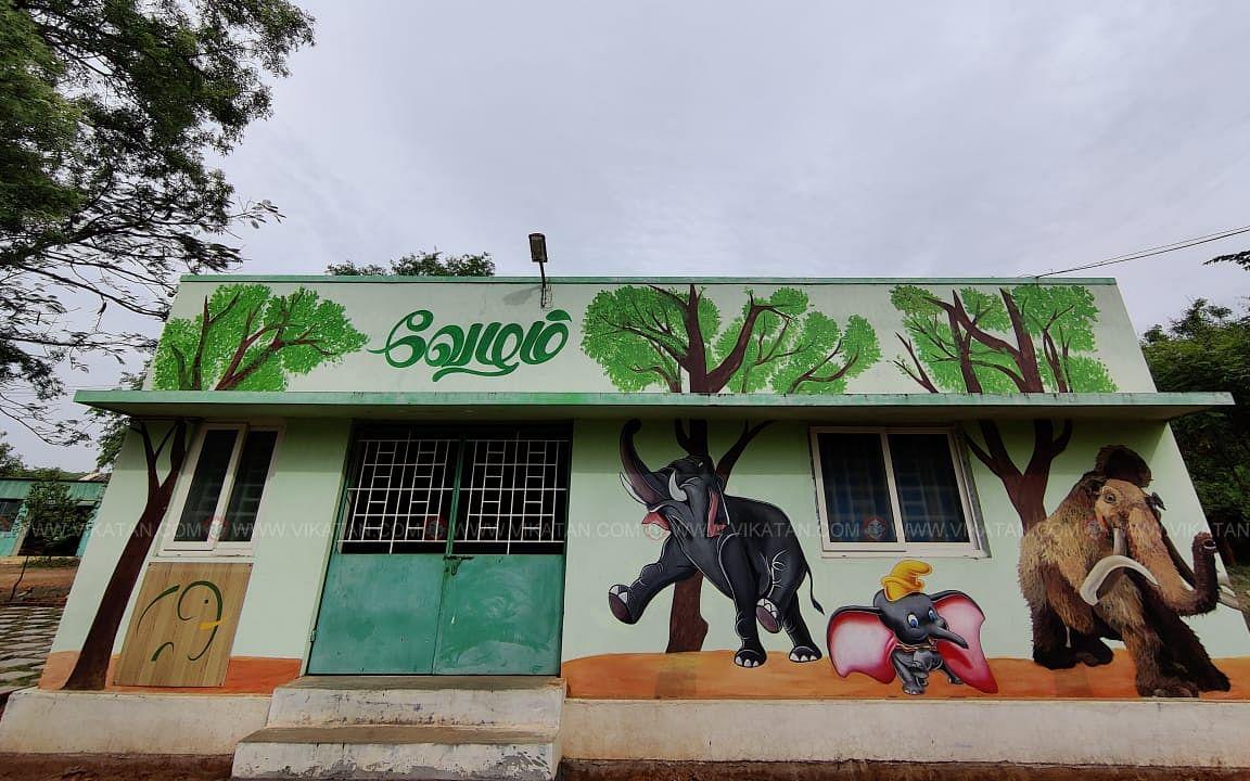 தமிழ்நாட்டிலேயே முதல்முறையாக கோவையில் யானை பூங்கா; என்ன ஸ்பெஷல்? #SpotVisit
