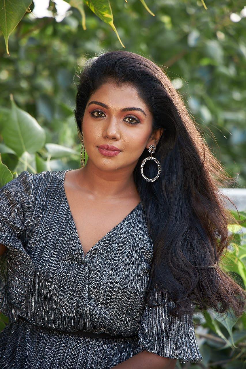 நடிகை ரித்விகா