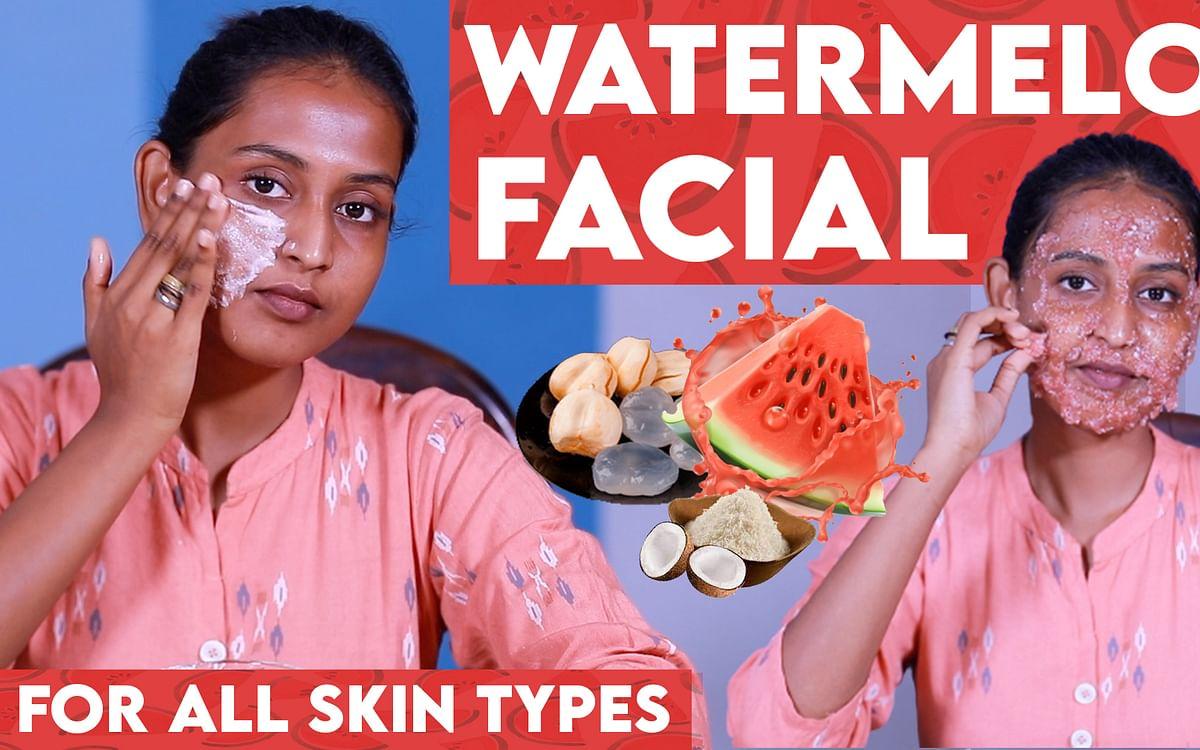 fruit facial