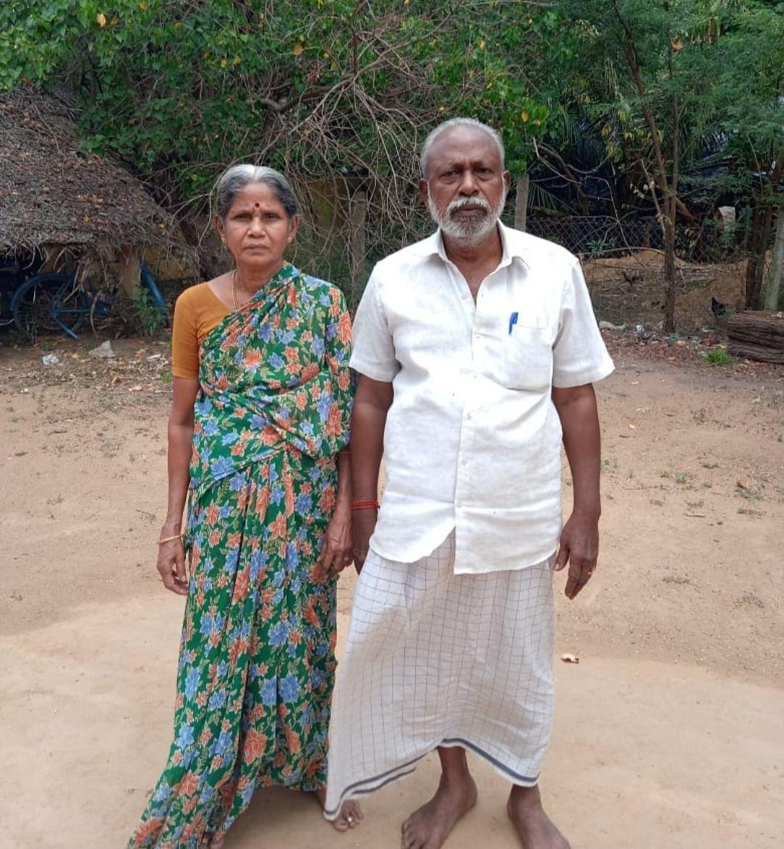 மனோகரன் - தனலட்சுமி தம்பதி