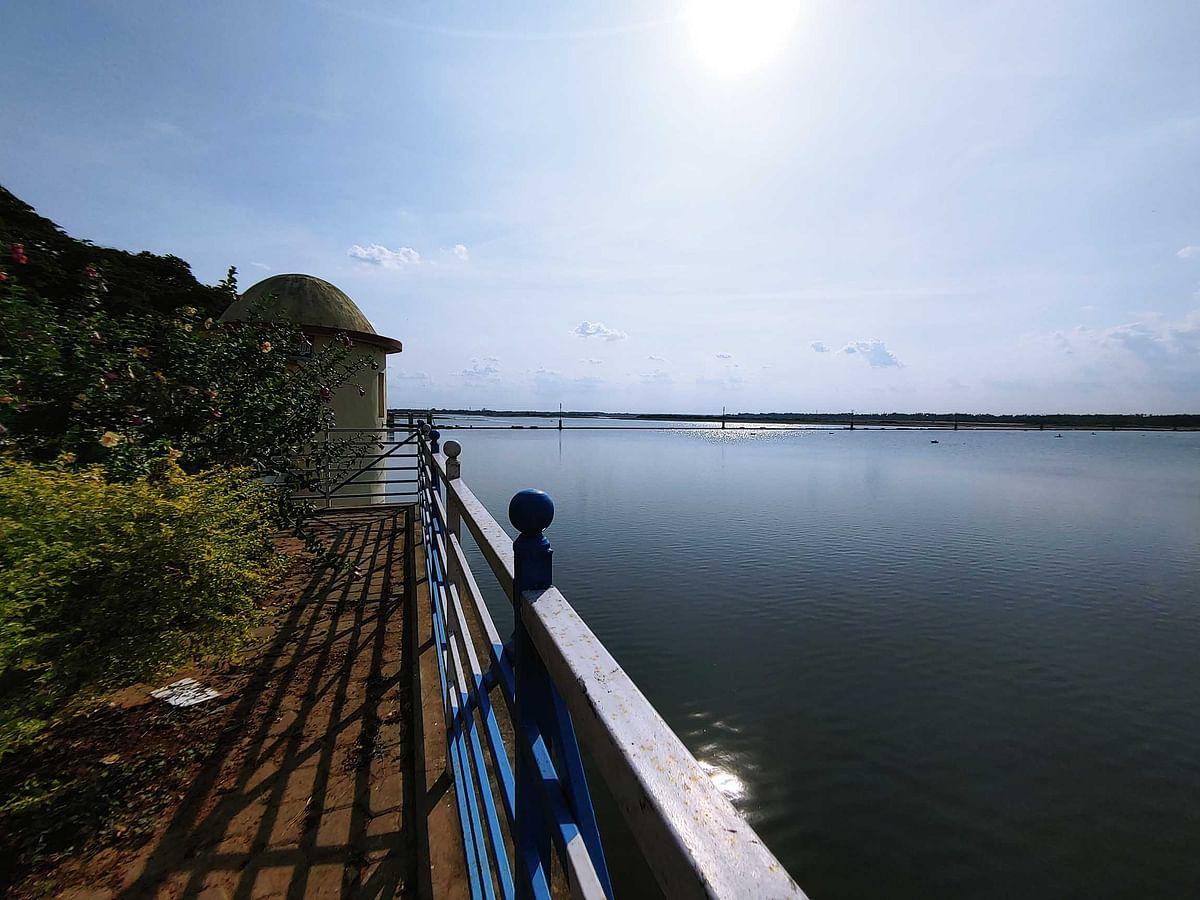 மாயனூர் காவிரி ஆறு
