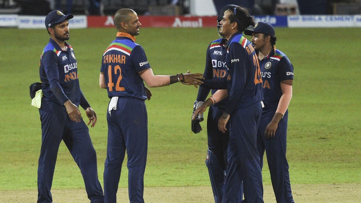 SL v IND | இந்தியா