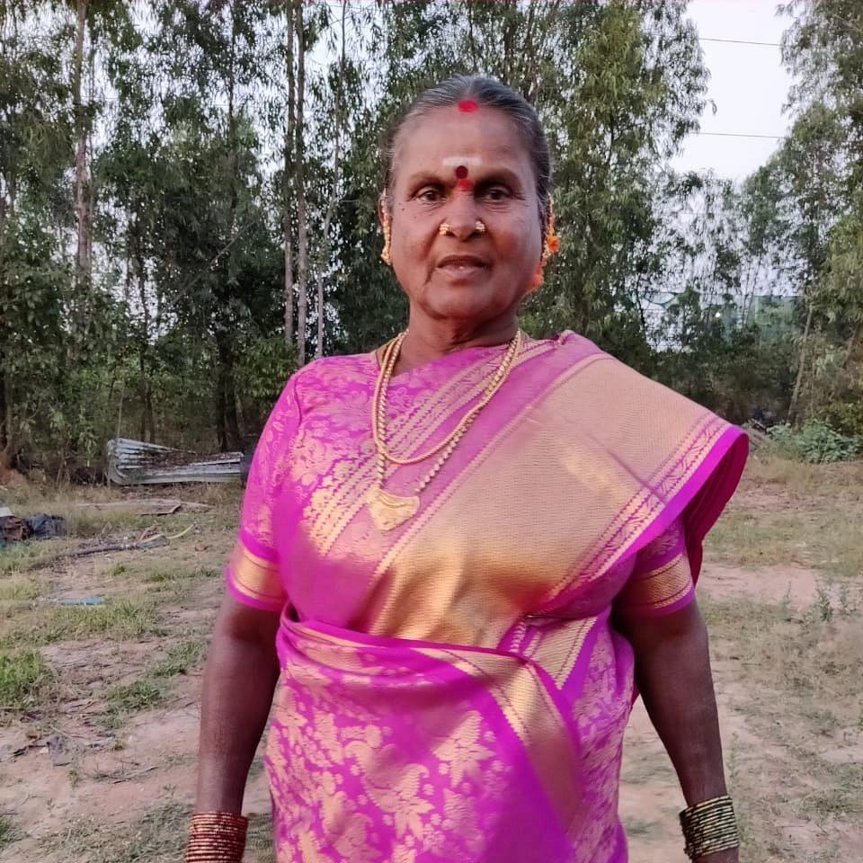ஒப்பாரிப் பாடல்கள் புகழ் 'பாக்கியம் அம்மாள்'