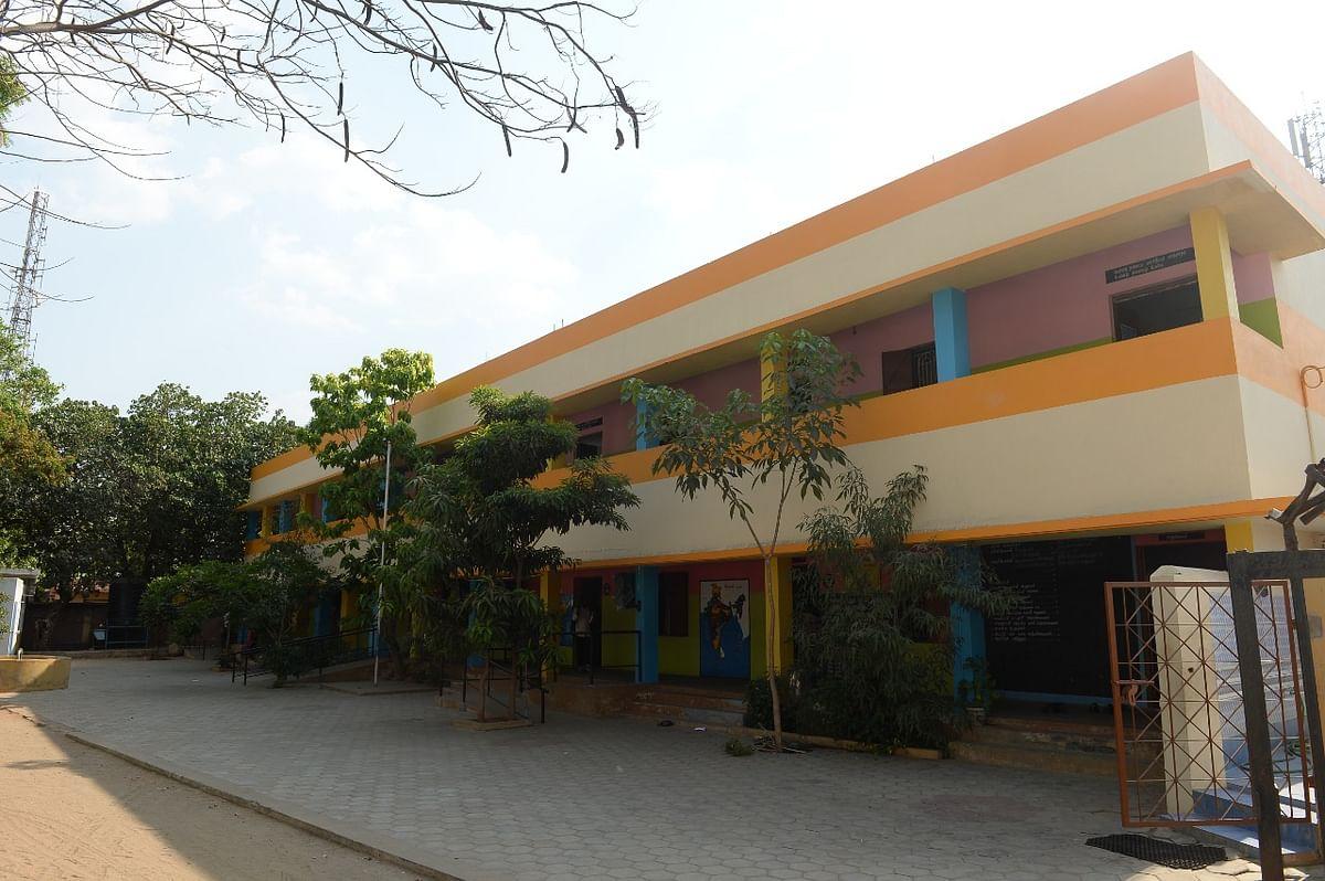 மசக்காளிபாளையம் பள்ளி