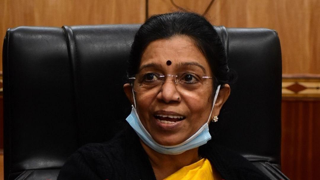 உணவு ஆணையத் தலைவர் வாசுகி