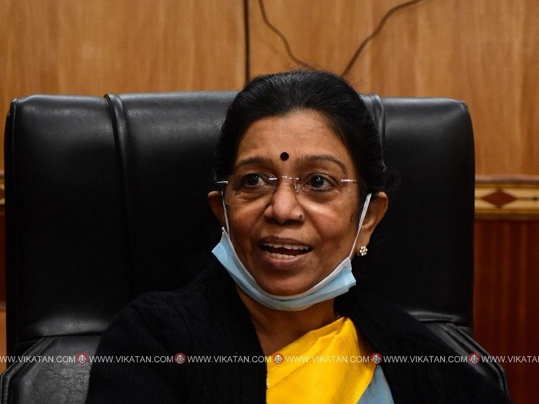 `பயோமெட்ரிக் முறை மூலம் மட்டுமே ரேஷன் அரிசி கடத்தலைத் தடுக்க முடியும்!'- உணவு ஆணைய தலைவர்