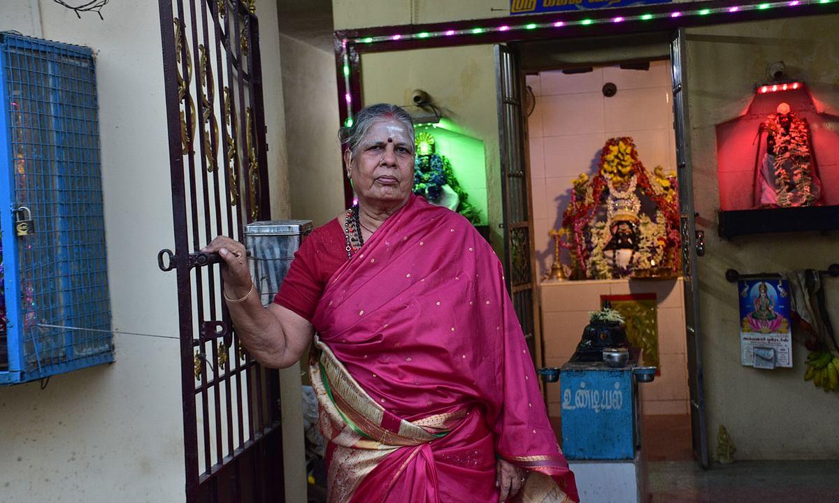 கிருஷ்ணவேணி அம்மாள்