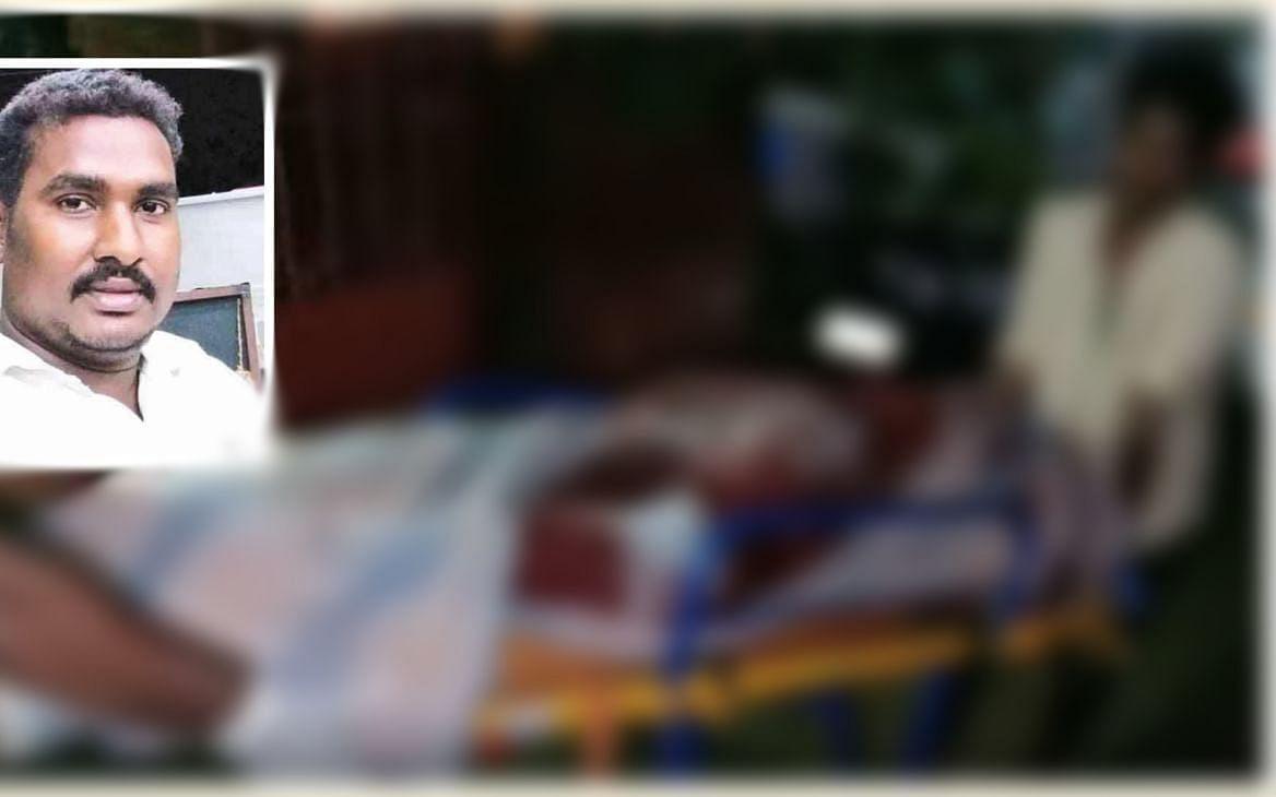 திருவள்ளூர்: கணவரைப் பிரிந்த பெண்; ஆத்திரத்தில் குடும்பத்தினர்! - வழக்கறிஞர் கொலையில் நடந்தது என்ன?