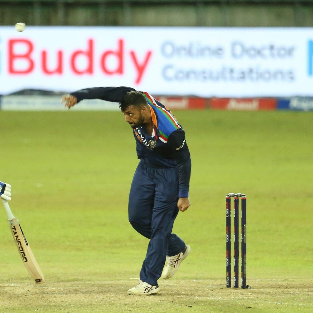 SL v IND
