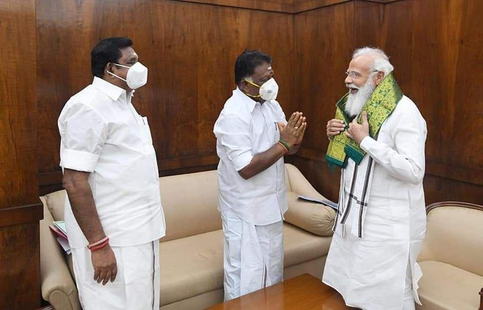 பிரதமர் மோடிஇ.பி.எஸ்&ஓ.பி.எஸ்