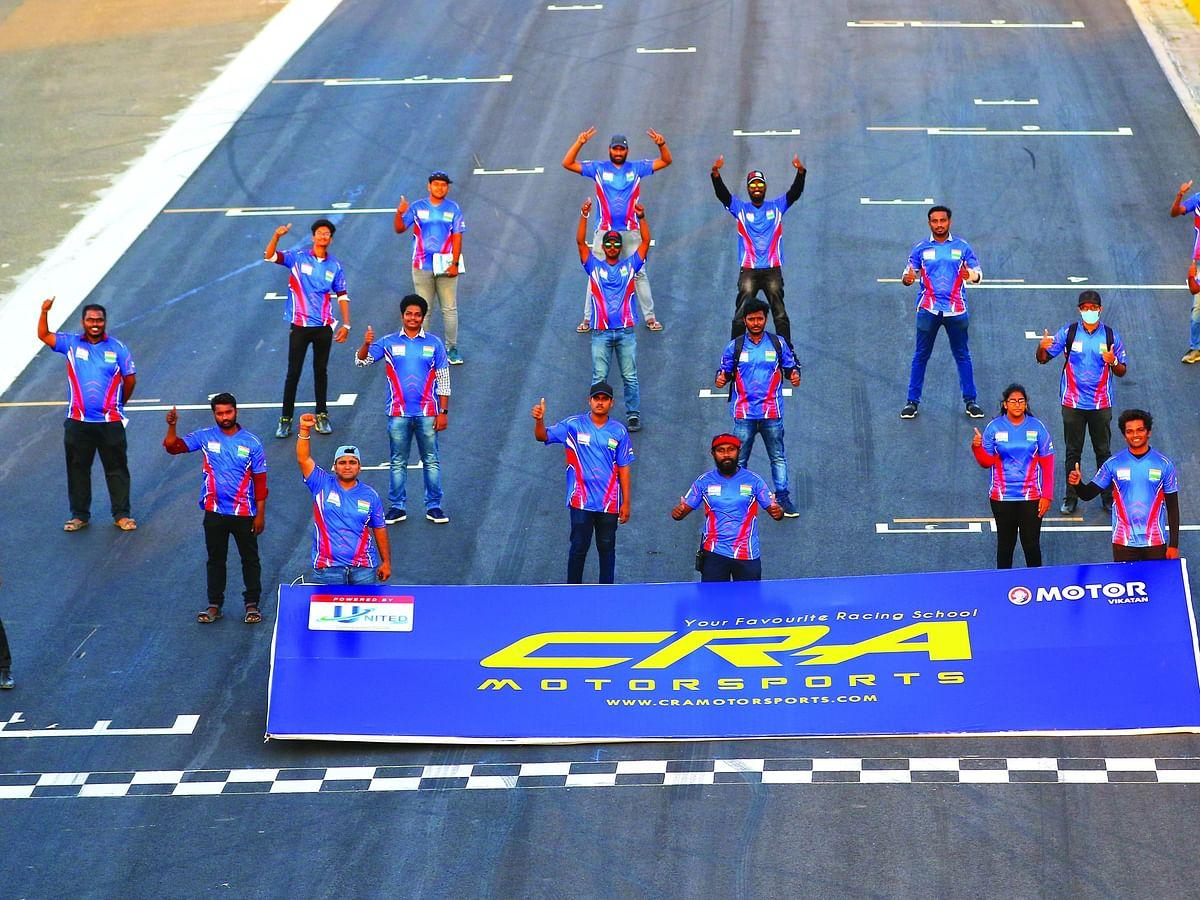 Motorsports Workshop Two - Team Management