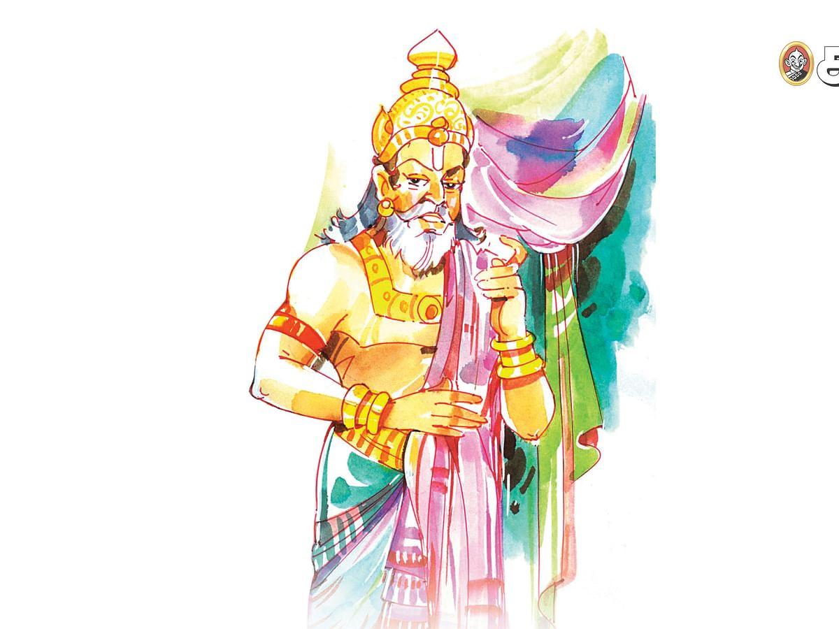 ஜனகர் கொடுத்த புண்ணியம்