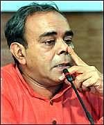 முன்னாள் மத்திய அமைச்சர் ரங்கராஜன் குமாரமங்கலம்