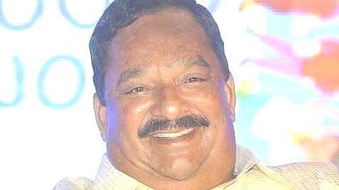 அமைச்சர் காந்தி