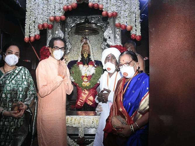 பண்டர்பூரில் உற்சாகமிழந்த ஆஷாதி ஏகாதசி விழா - முதல்வர் உத்தவ் மகாபூஜை செய்து வழிபாடு!