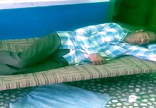 sleep புர்காராம்
