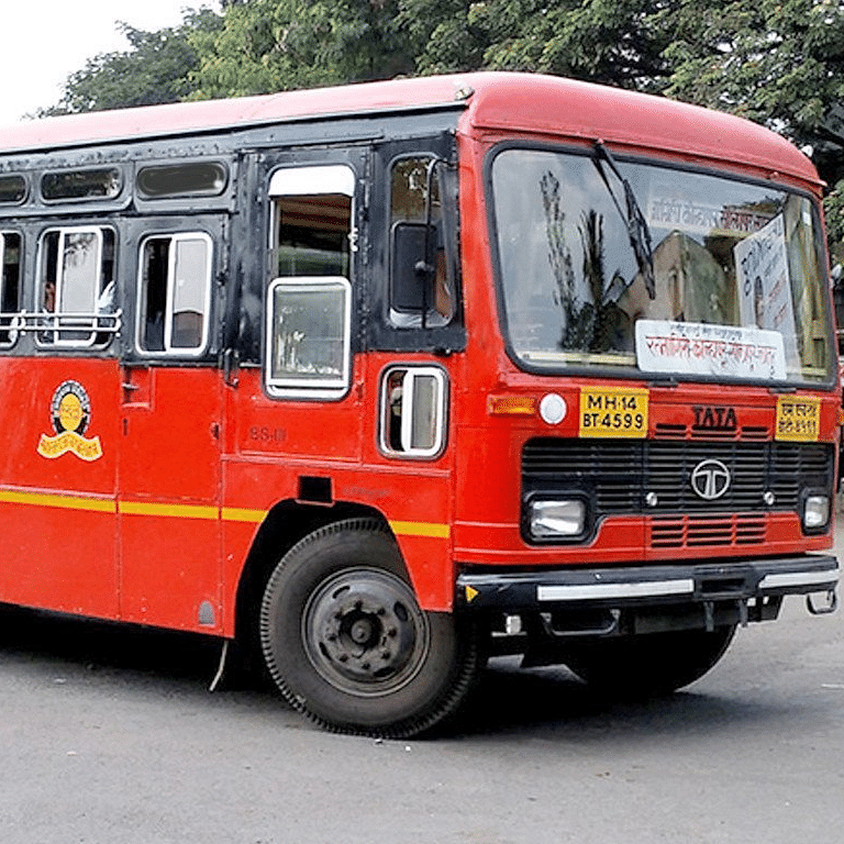 மகாராஷ்டிரா அரசு பஸ்