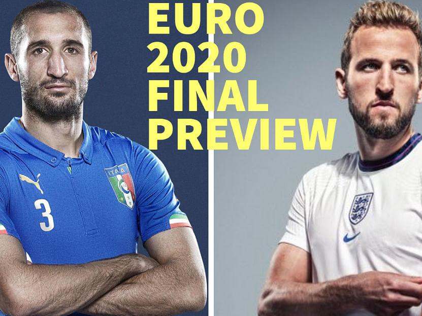 England Vs Italy | EURO 2020 Final : ஹேரி கேன் கோப்பை வெல்வாரா? அலசும் தமிழ் கமென்ட்டேட்டர்ஸ்!