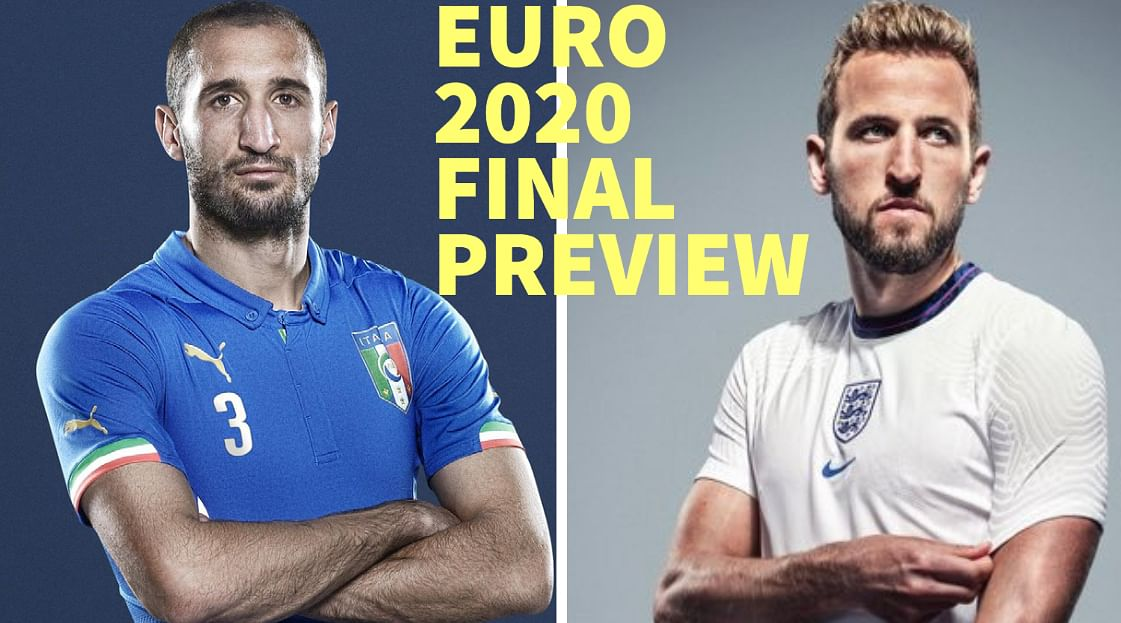 England Vs Italy