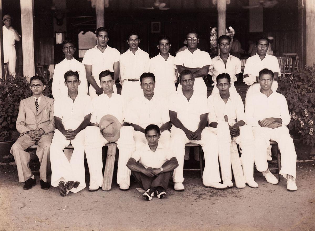 சதாசிவம் தலைமையிலான இலங்கை கிரிக்கெட் அணி