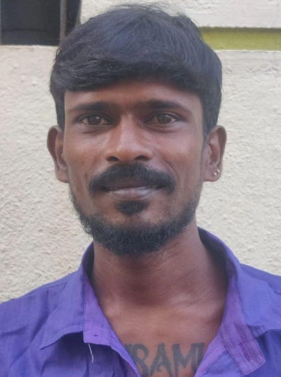 ஆட்டோ டிரைவர் பாக்கியராஜ்