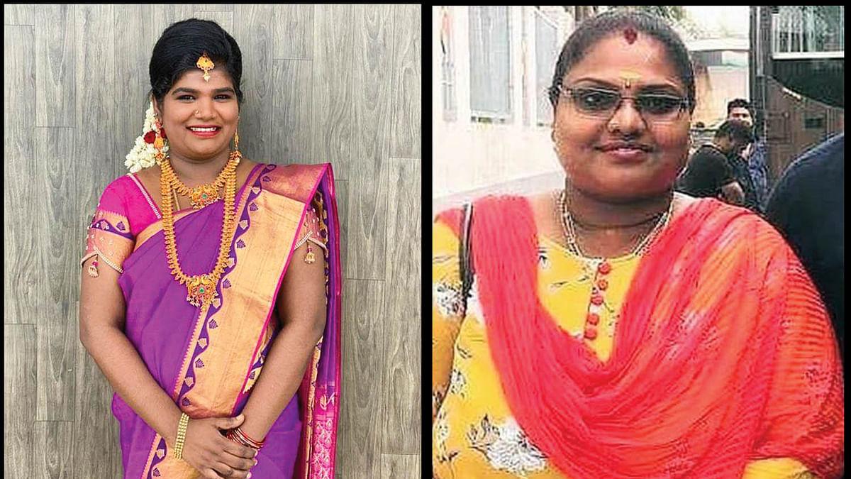 அறந்தாங்கி நிஷா - பிரியங்கா ரோபோ சங்கர்