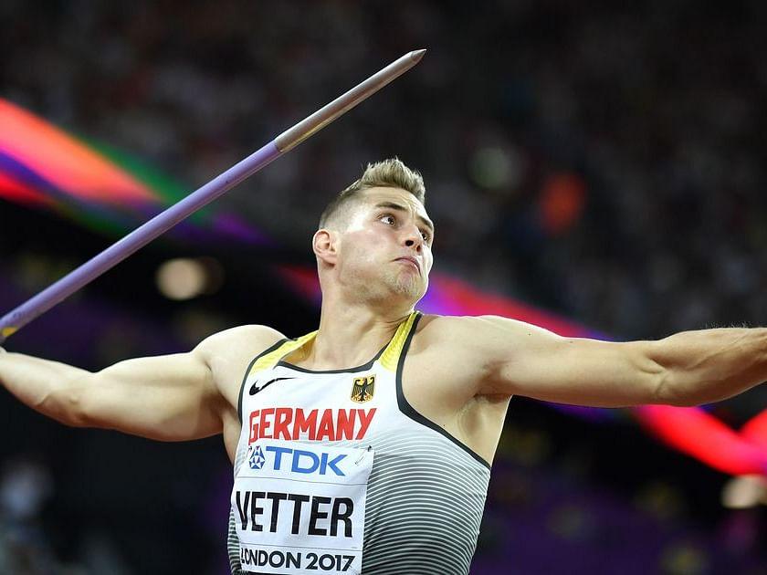 Tokyo Olympics: யோஹன்னஸ் வெட்டர் - தங்கத்தைத் துளைக்கும் ஈட்டிக்குச் சொந்தக்காரன்!