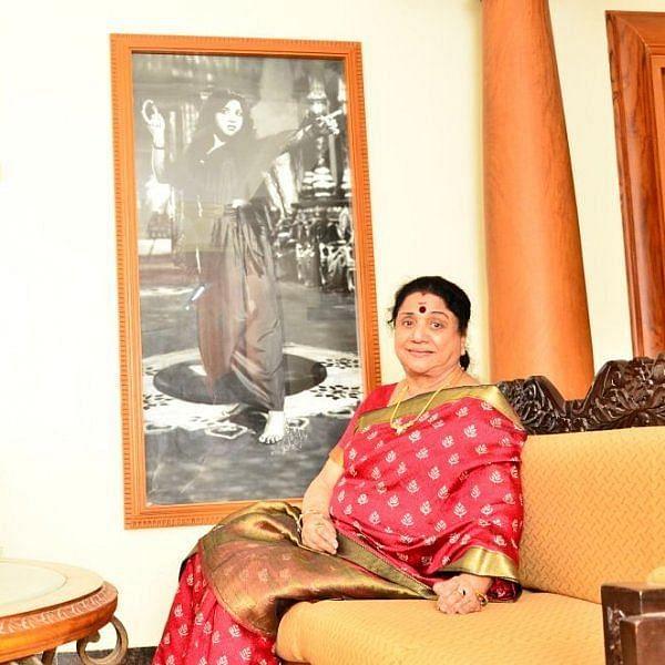 நடிகை விஜயகுமாரி