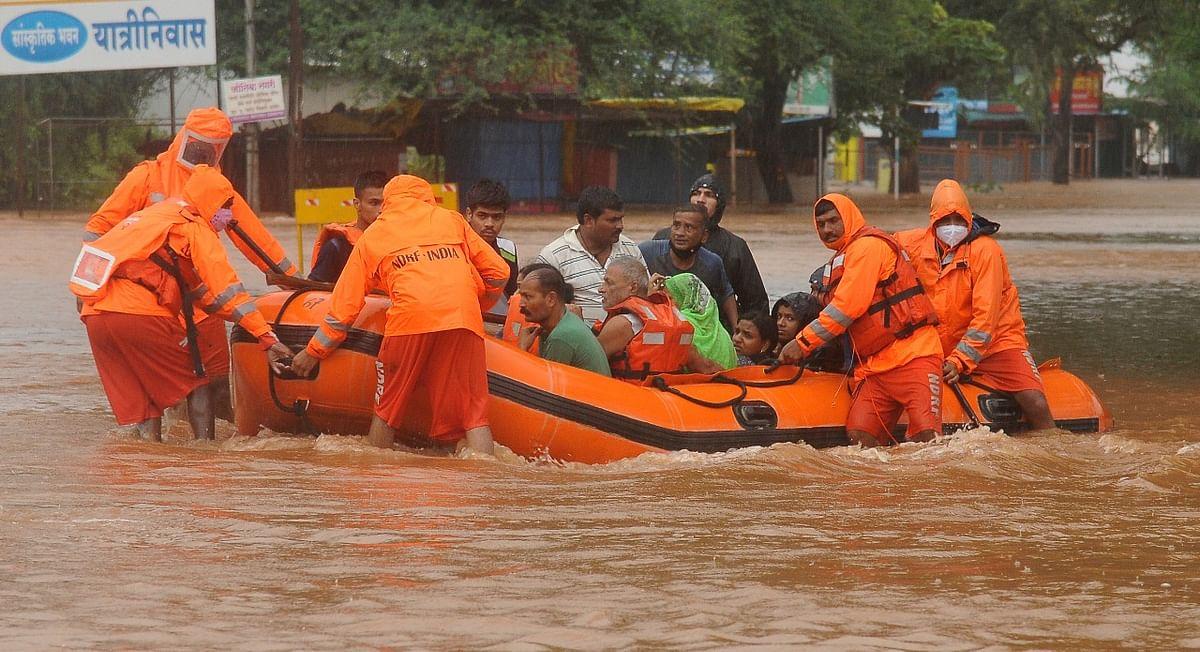 மகாராஷ்டிரா மழை வெள்ளம்