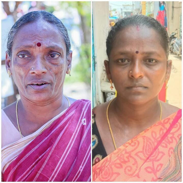 மகாலெட்சுமி - மோகனசெல்வி