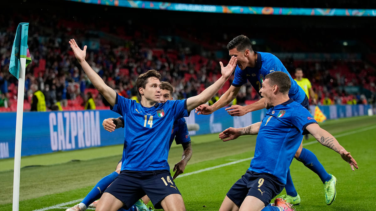 EURO 2020 | Italy's Federico Chiesa