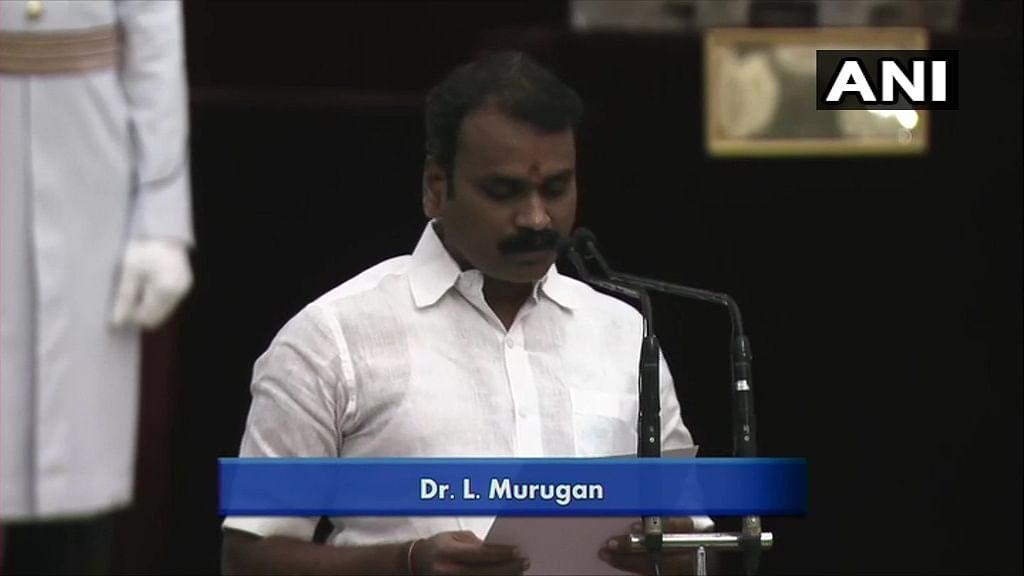 L.Murugan