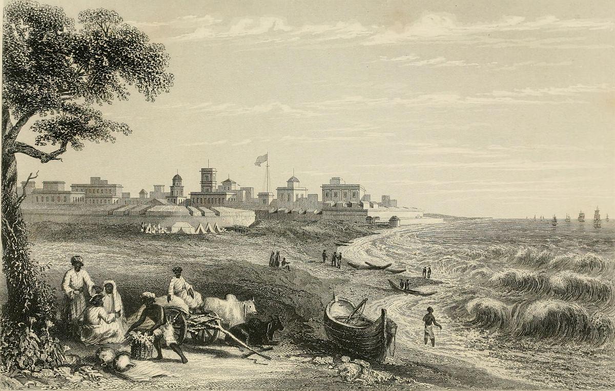 பழங்கால சென்னை