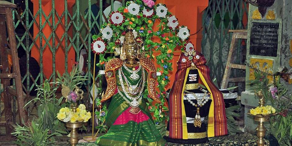 திண்டுக்கல் கோட்டை மாரியம்மன்