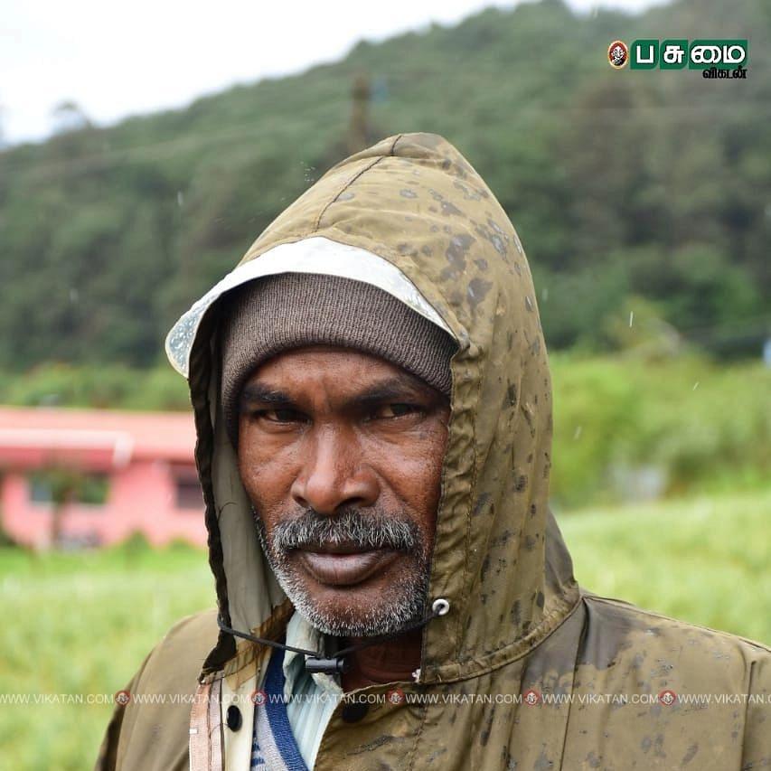 விவசாயி  முத்துசாமி