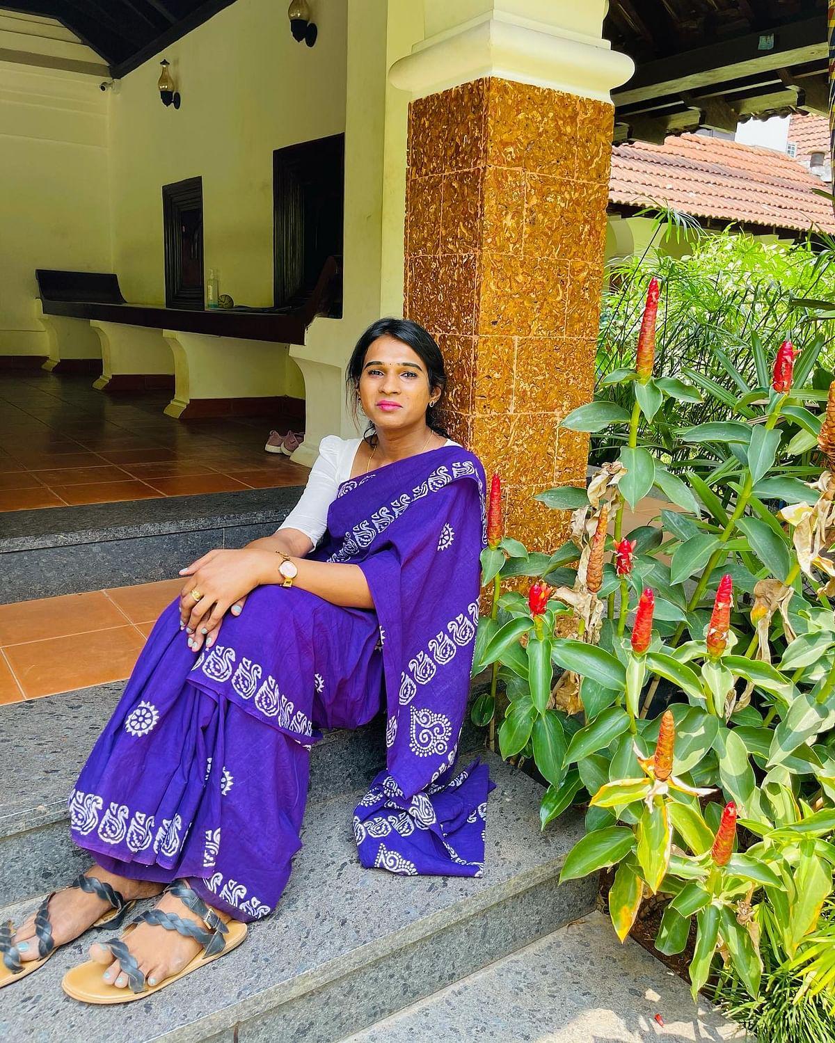 திருநங்கை அனன்யா குமாரி அலெக்ஸ்