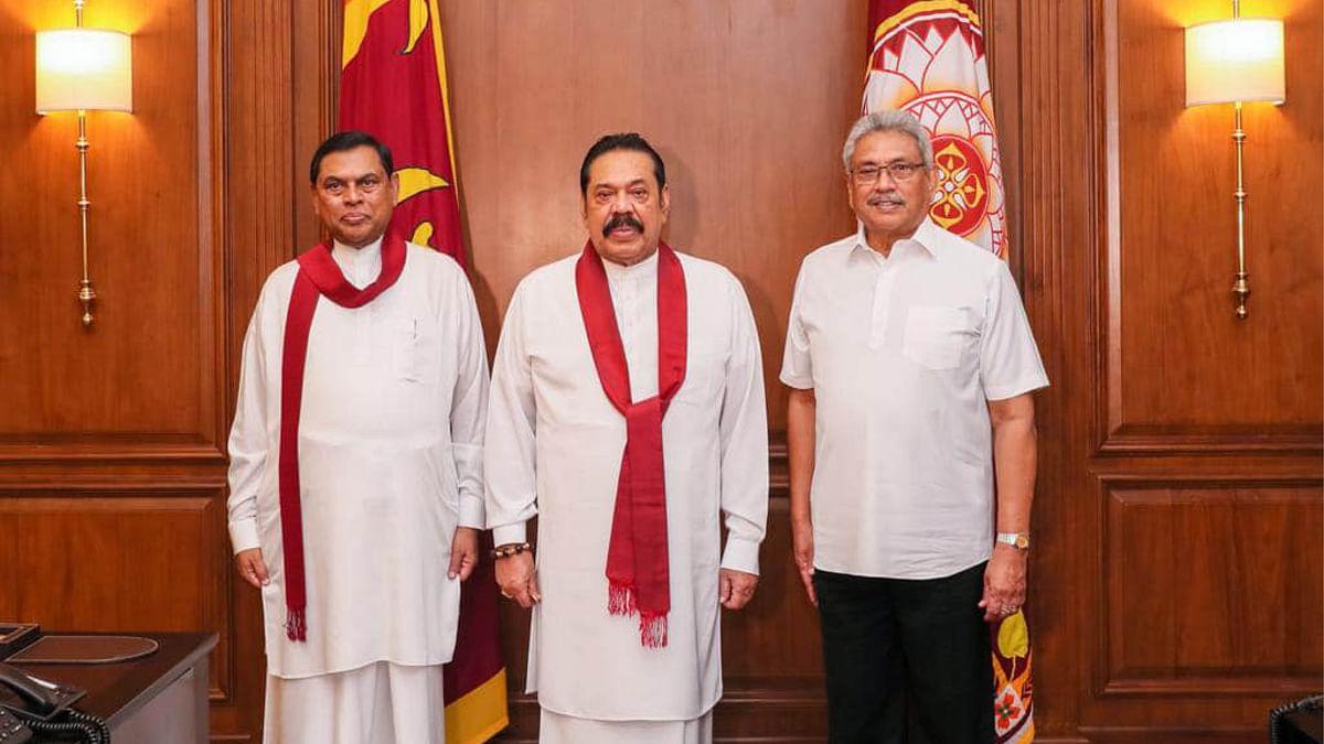 ராஜபக்சே குடும்ப ராஜ்ஜியம்