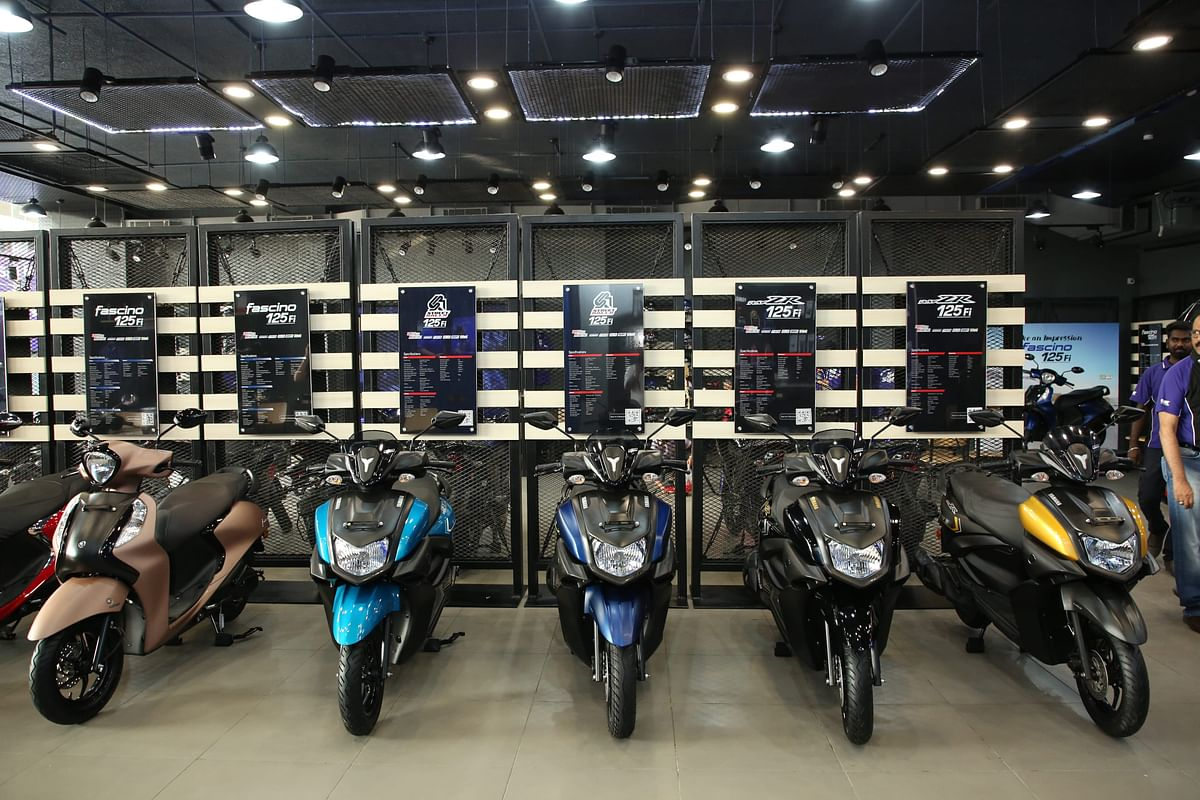 Yamaha plans to open 100 Blue Square outlets by end of 2021