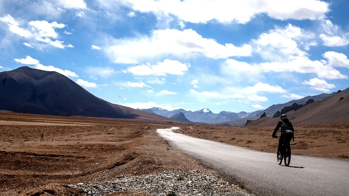 Manali to Leh Cycle Ride